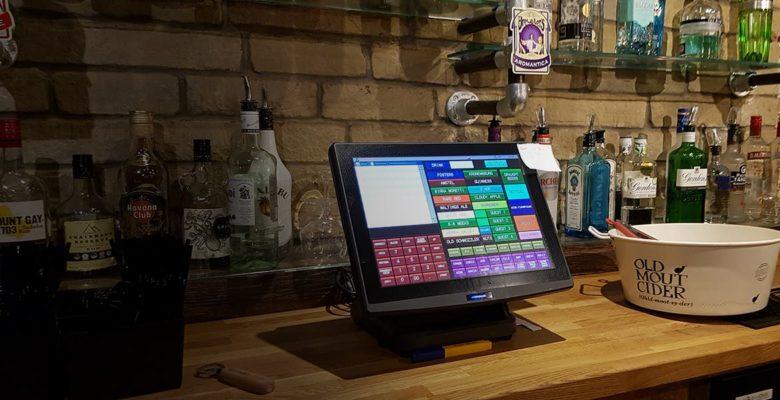 uniwell bar pos